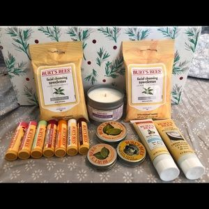 Large Burt's Bees lot